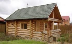 Качественные и уютные рубленые бани и дома