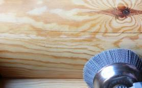 Что важно знать о правильной шлифовке сруба?