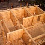 Изготовление деревянных срубов