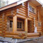 Преимущества постройки деревянных домов и бань из сруба