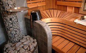 Как установить каменку для бани своими руками?