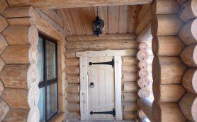 Виды дверей для бани