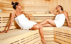 Оздоровительные и косметические мероприятия в бане