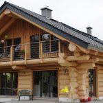 Из каких материалов можно построить деревянный дом или баню?